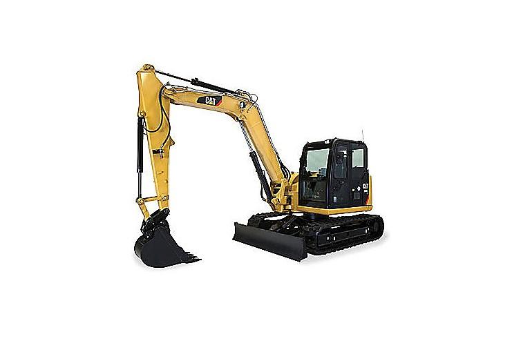 Caterpillar Inc. - 308E2 CR SB Excavators