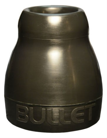 The Bullet by Winkle Industries is made from a polymer material, resistant to cuts and the environment.