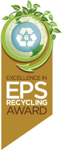 Plastics manufacturer presented with 2016 Excellence in EPS Recycling Award
