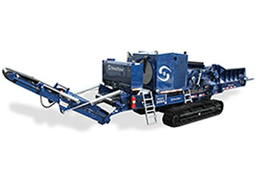 DuraTech Industries - 5064 Track Horizontal Grinders