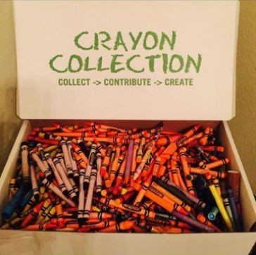 Epic Crayon Drive on National Crayon Day, March 31st, Draws Support From Students Across the U.S..