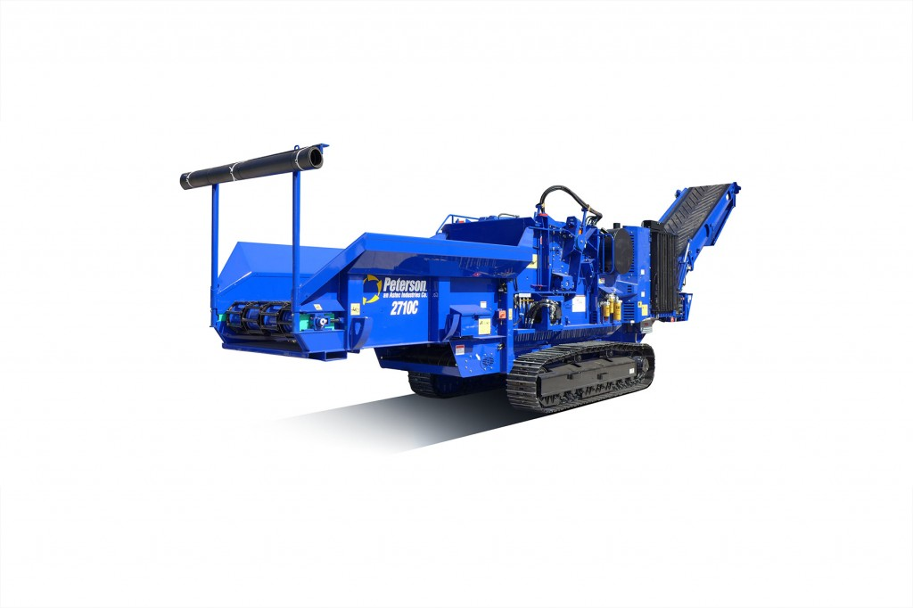 Peterson Pacific Corp - 2710C Horizontal Grinders