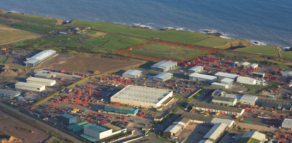 Bulk Handling Systems (BHS) will install two materials recovery facilities (MRFs) at Altens East Industrial Estate south of Aberdeen, Scotland.