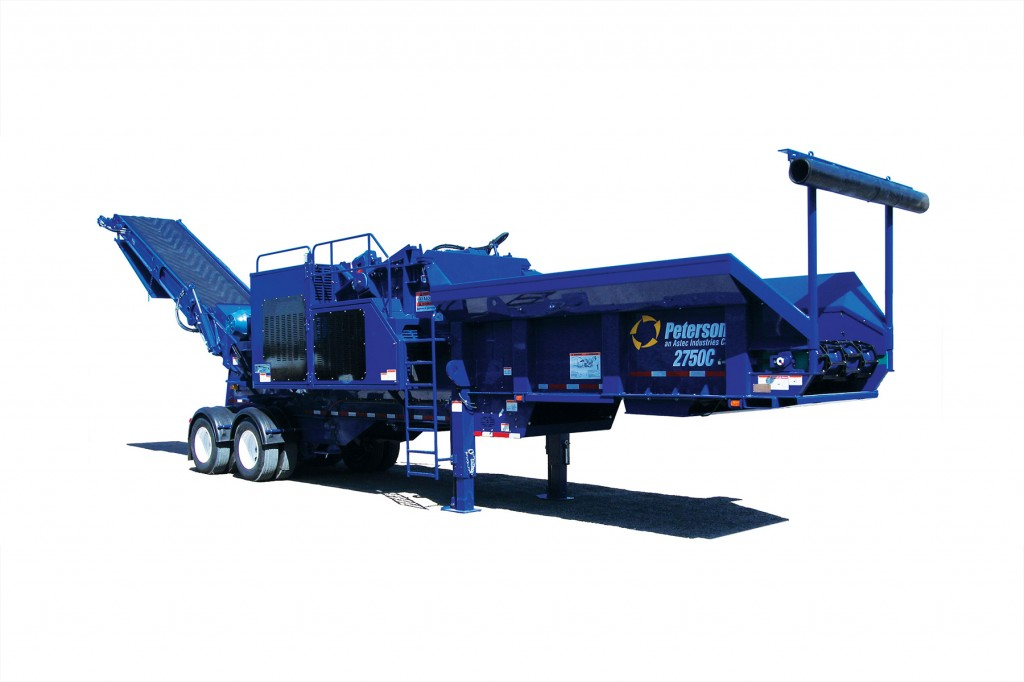 Peterson Pacific Corp - 2750C Horizontal Grinders
