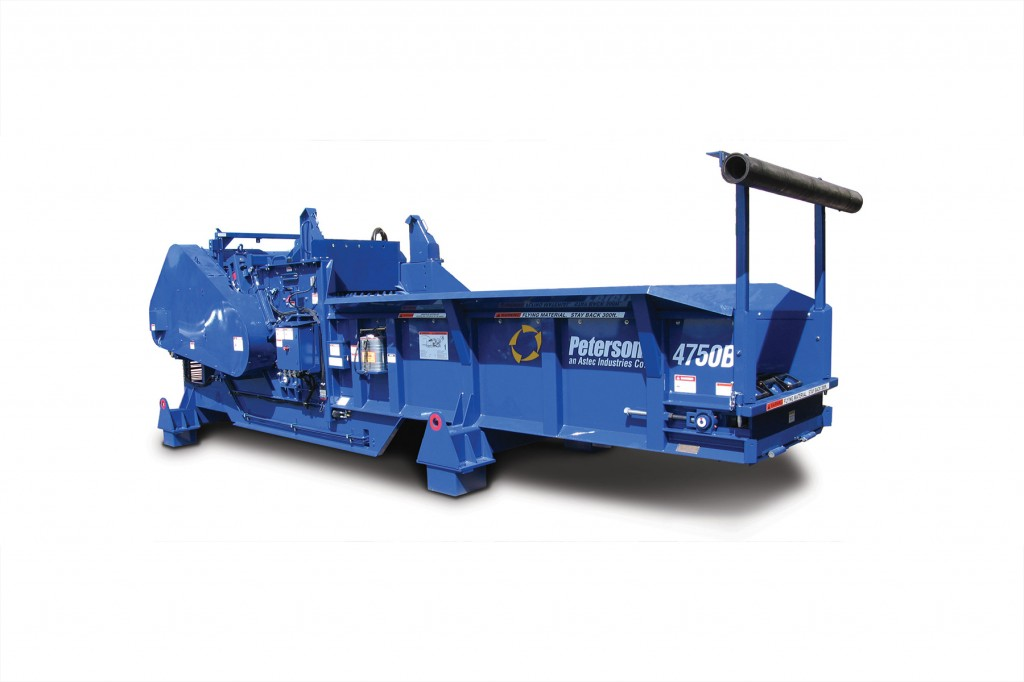 Peterson Pacific Corp - 4750B Horizontal Grinders