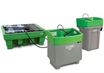 Bio-Circle CleanBox systems.
