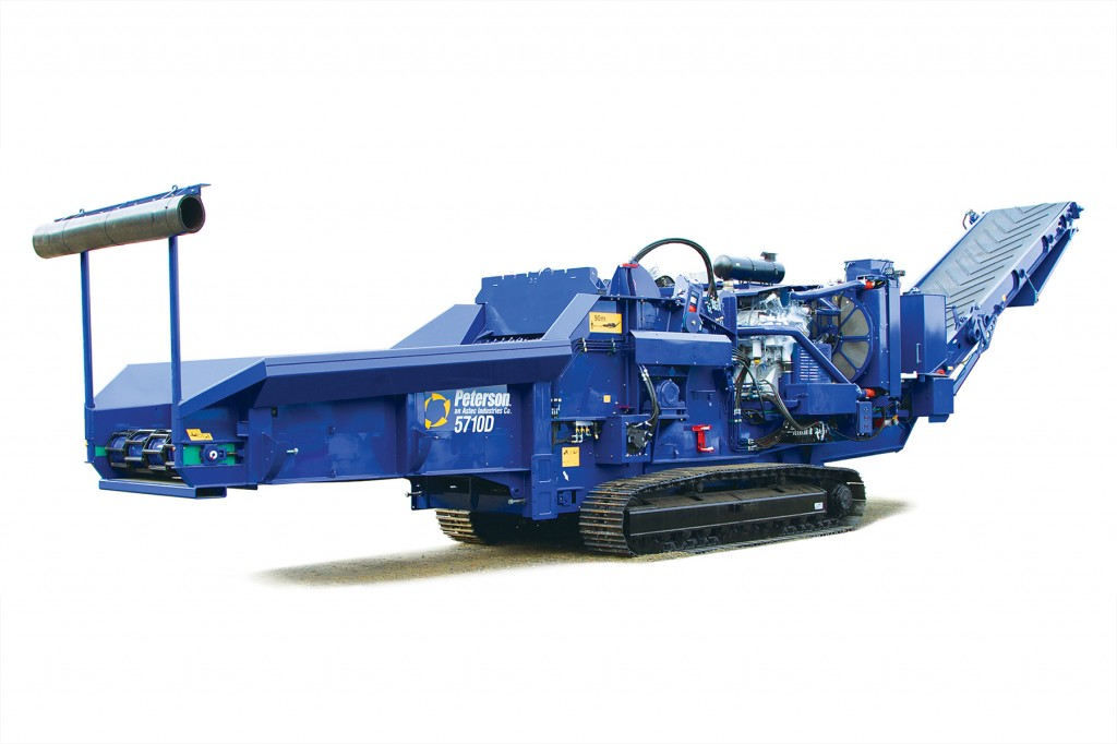 Peterson Pacific Corp - 5710D Horizontal Grinders