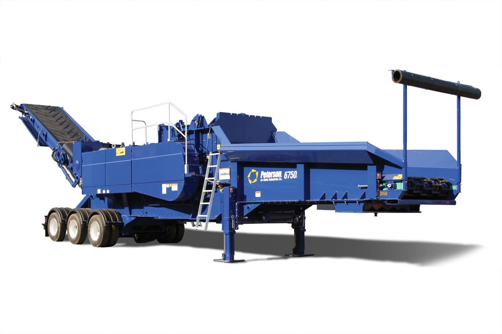Peterson Pacific Corp - 6750D Horizontal Grinders