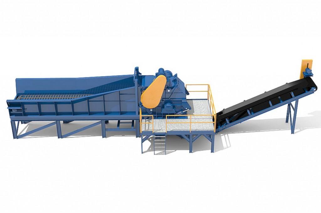 West Salem Machinery - WSM Horizontal Grinders Horizontal Grinders