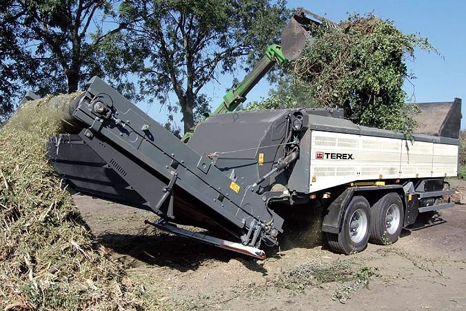 TBG 620 Shredders