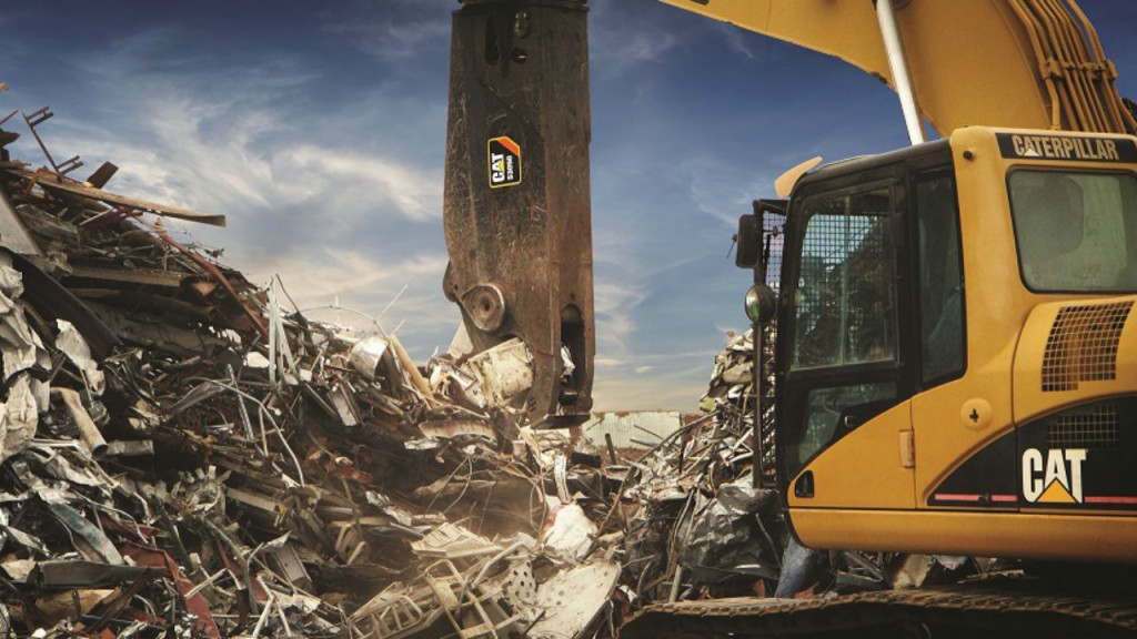 The S2000/S3000 Series fit Cat excavators, as well as other brands, with operating weights from 30 tons to 85 tons plus.