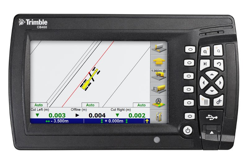 Trimble - GCS900 Machine Control