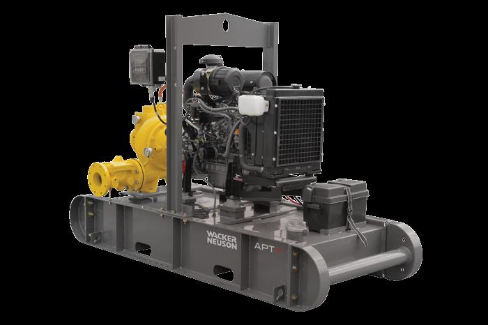 Wacker Neuson USA - APT4 Pumps