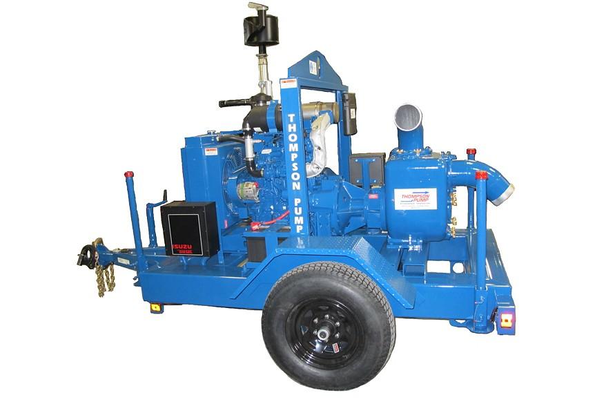 Thompson Pump & Manufacturing, Co. Inc. - 6HT Pumps