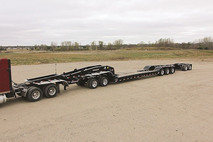 Towmaster, Inc. - T-120DTG Lowboy Trailers