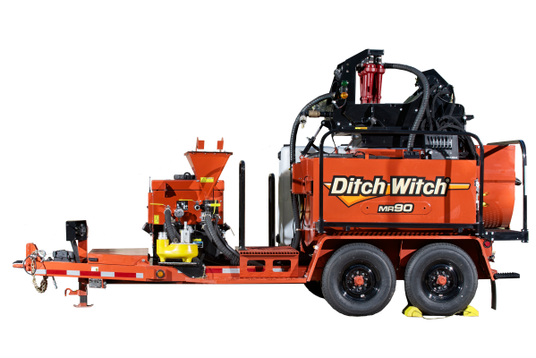 Ditch Witch - MR90 Trenchers