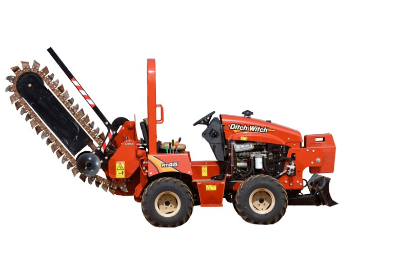 Ditch Witch - RT45 Trenchers