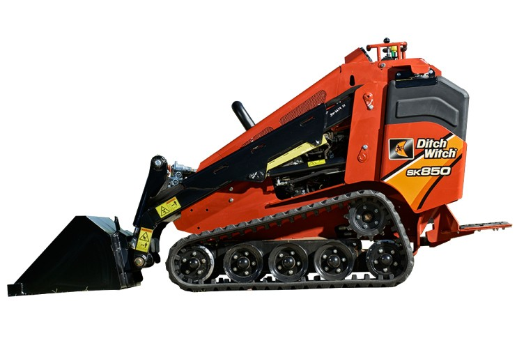 Ditch Witch - SK850 Mini Skid-Steer Loaders