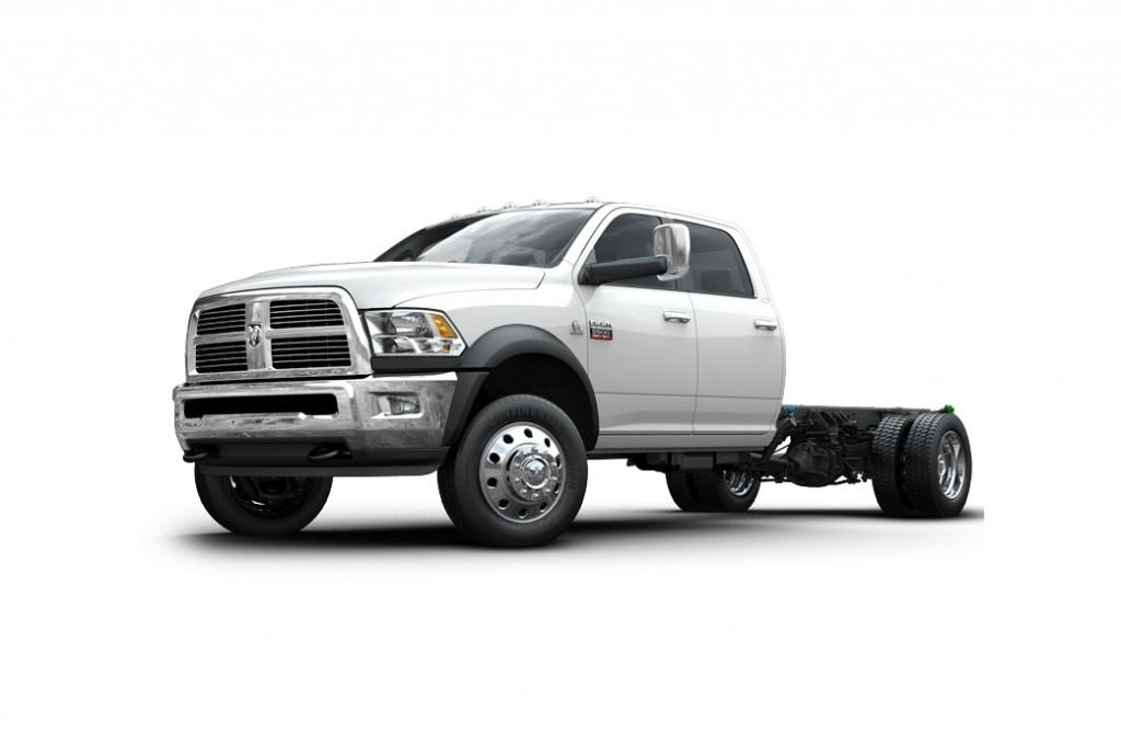 GM Canada - RAM 4500 On Highway Trucks