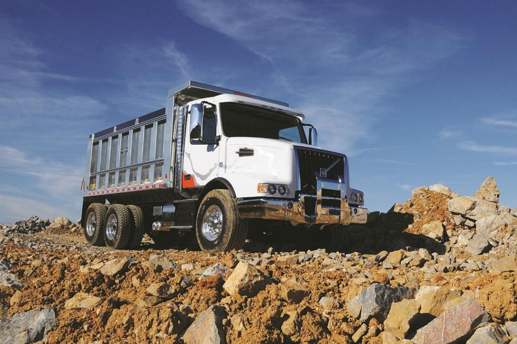 Volvo Trucks North America - VHD 200 Vocational Trucks