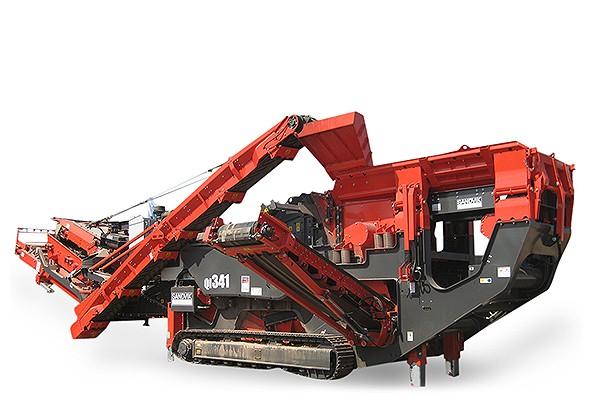 Sandvik - QI341 Track Mounted Impact Crushers