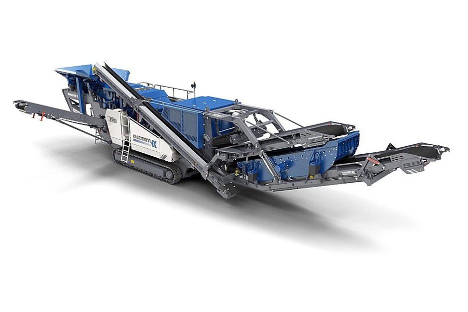 Kleemann - MR 130 Zi EVO 2 Track Mounted Impact Crushers