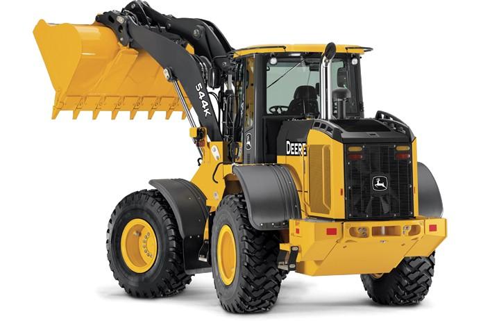 John Deere Construction & Forestry - 544K Wheel Loaders