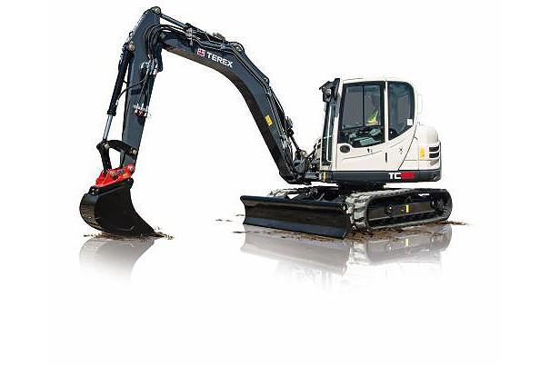 Terex Corporation - TC85 Excavators