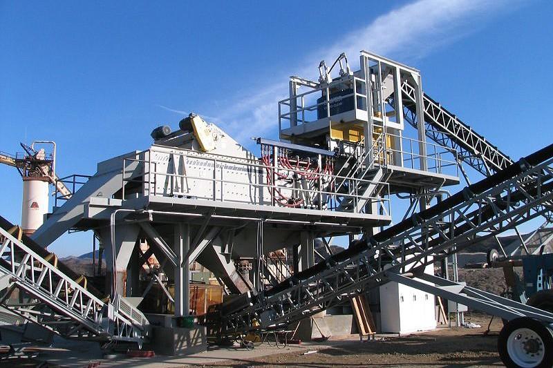 HAVER & BOECKER - Hydro-Clean Sand & Aggregates Washing plants