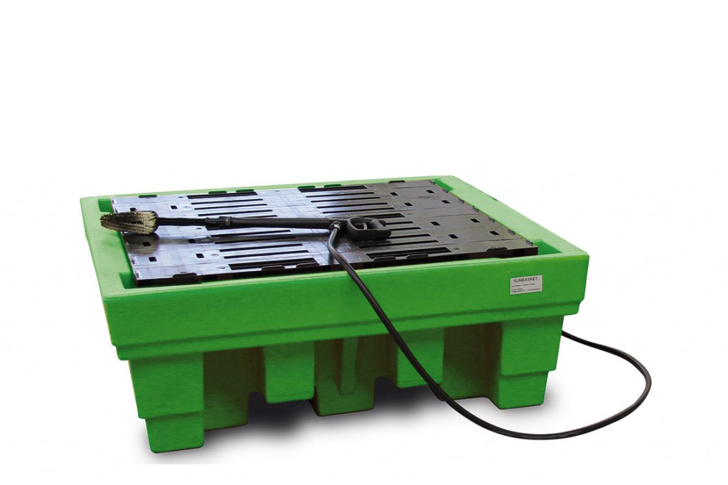 Walter Surface Technologies - CleanBox Mega Degreasing Systems