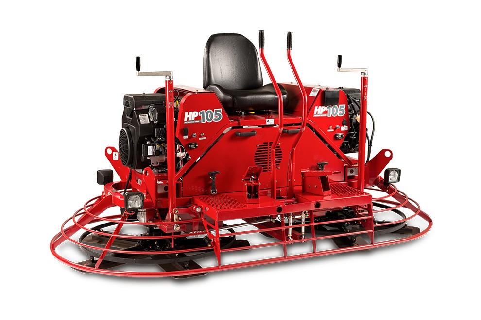 Allen Engineering Corporation - HP 105 Ride On Trowels
