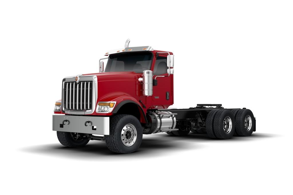 International Truck - HX520 On Highway Trucks