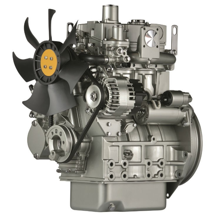 New Perkins Syncro 2 8- and 3 6-litre engines launched at