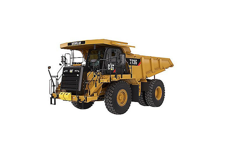 Caterpillar Inc. - 773G (TIER 4) Rigid Haulers