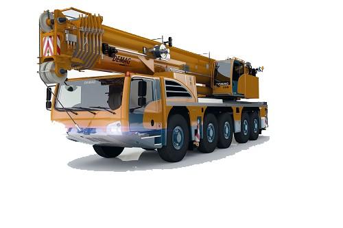 Terex Corporation - AC 220-5 Mobile Cranes