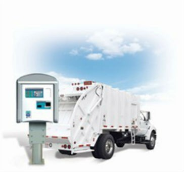 The Access Entry Stations are easy to use, improve throughput and increase efficiency at landfills, quarries, recycling plants, transfer stations, paper plants and other material-handling operations.
