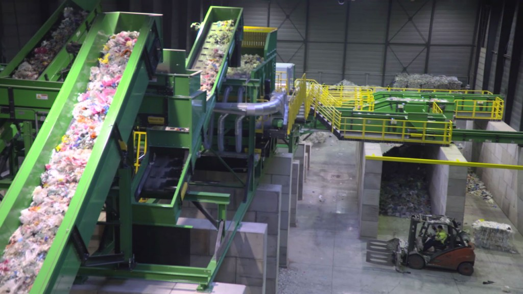 Bollegraaf Recycling Solutions was chosen by Daly Plastics for the installation of the most efficient and professional industrial plastic sorting system currently operating in the Netherlands.