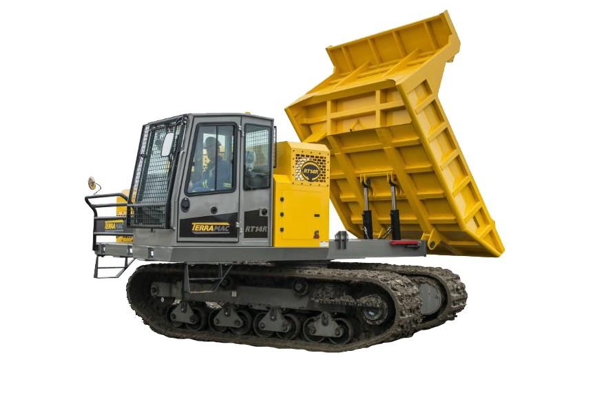 Terramac - RT14R Crawler Carriers