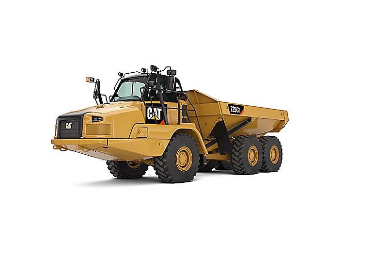 Caterpillar Inc. - 725C2 Articulated Dump Trucks