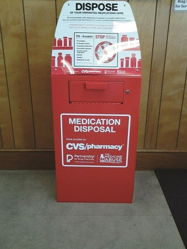 Providing facilities to collect and destroy unwanted medications gives safety and environmental benefits.