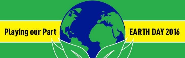 ISRI Celebrates Earth Day 2016