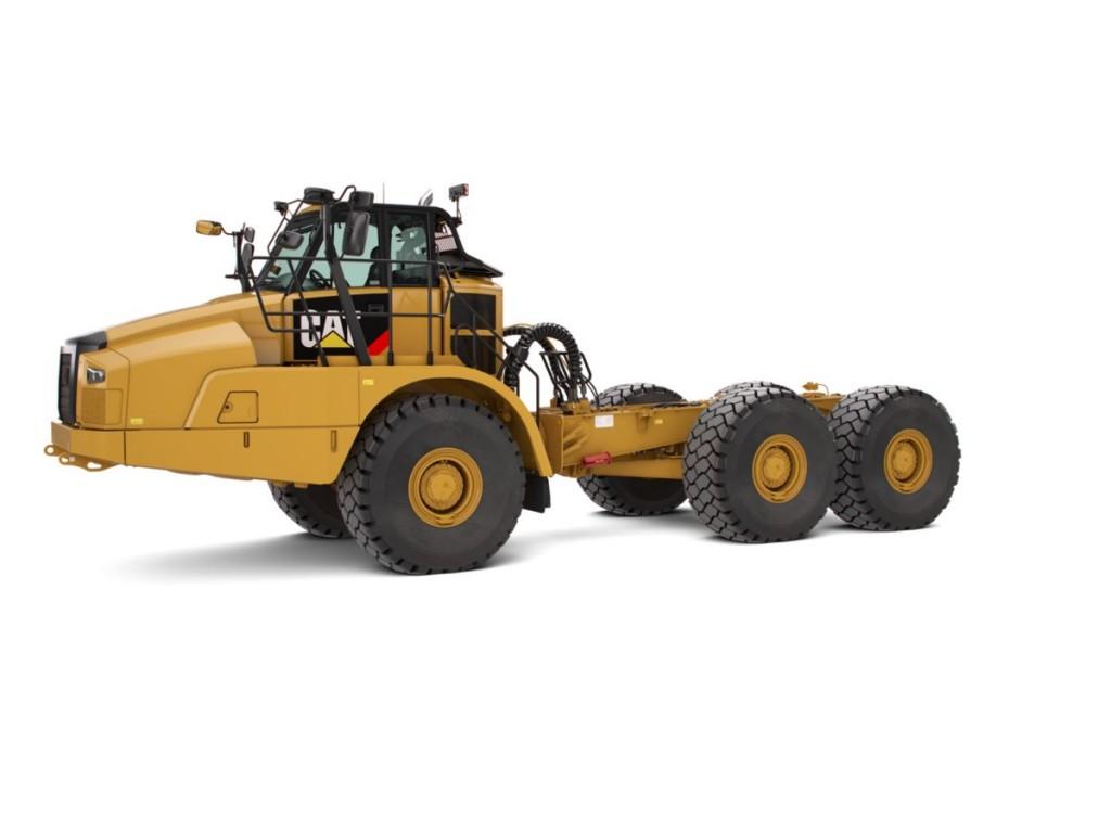 Caterpillar Inc. - 730C2 Bare Chassis Articulated Dump Trucks