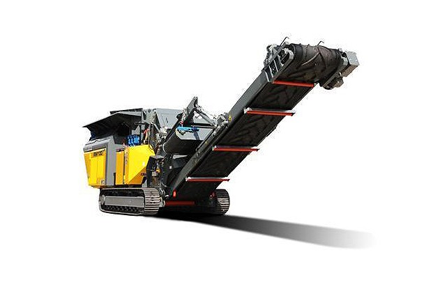 Rubble Master - RM 100GO! Track Mounted Impact Crushers