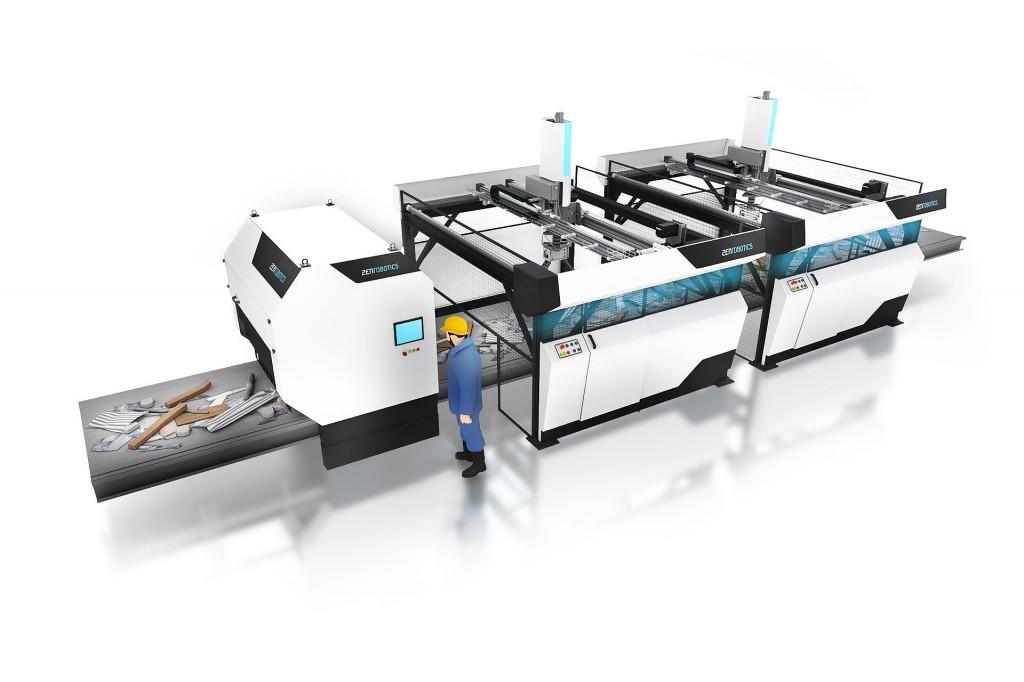 ZenRobotics Ltd. - ZenRobotics Recycler Recycling Sorting Systems
