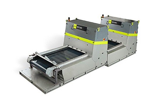 Sesotec - K9 Recycling Sorting Systems