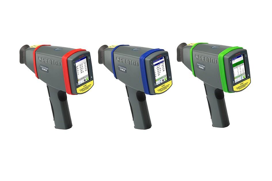 SPECTRO Analytical Instruments - SPECTRO xSORT Scarp Metal Identification