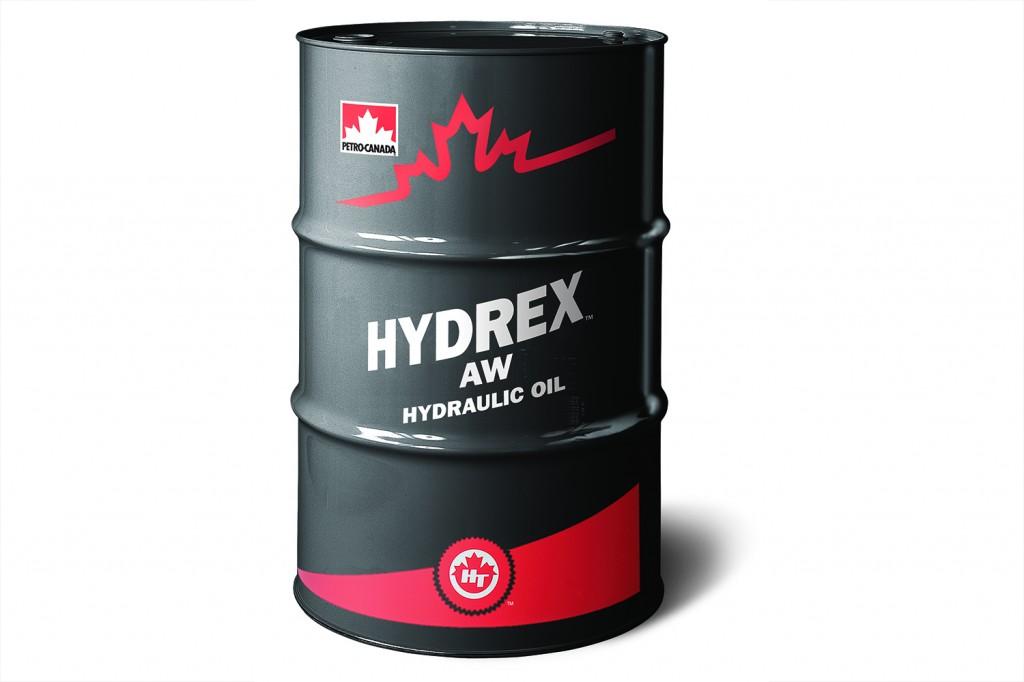 Petro-Canada Lubricants - HYDREX AW Lubricants