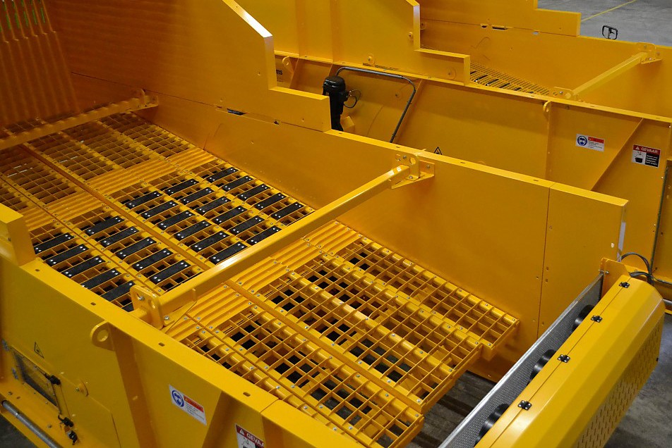 Lubo Systems - Lubo Elliptical Recycling Sorting Systems