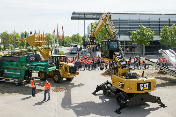 Live-Demonstrations at IFAT