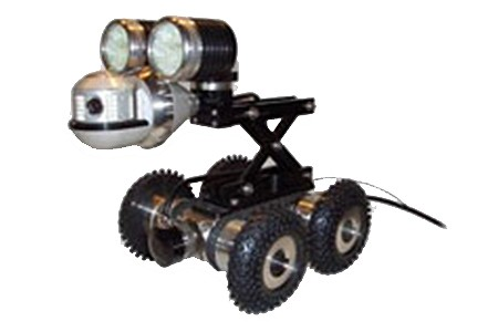Image Inspection Services, Ltd. - RR-100 Crawler Inspection Crawlers